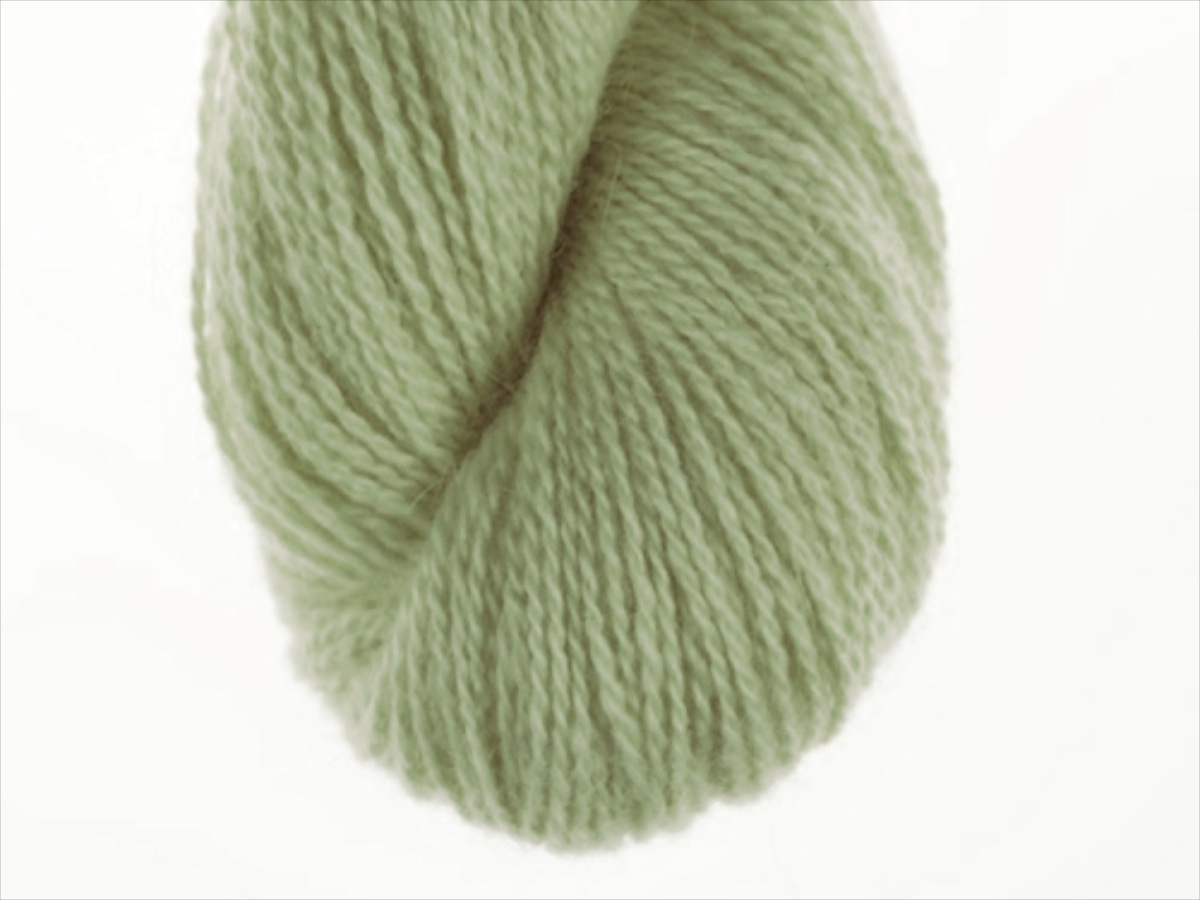Bohus Stickning garn yarn BS 282 green maincolor
