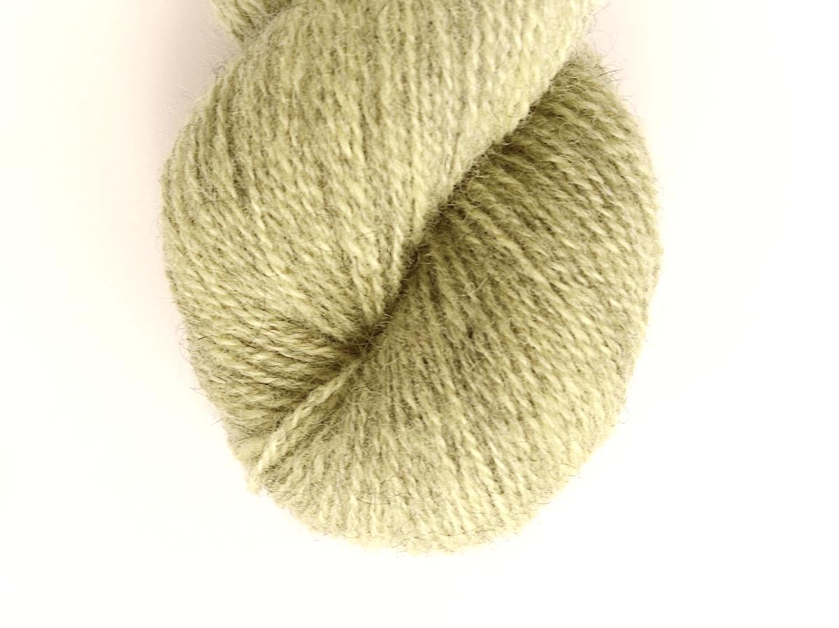 Bohus Stickning garn yarn BS wool 12 yellow