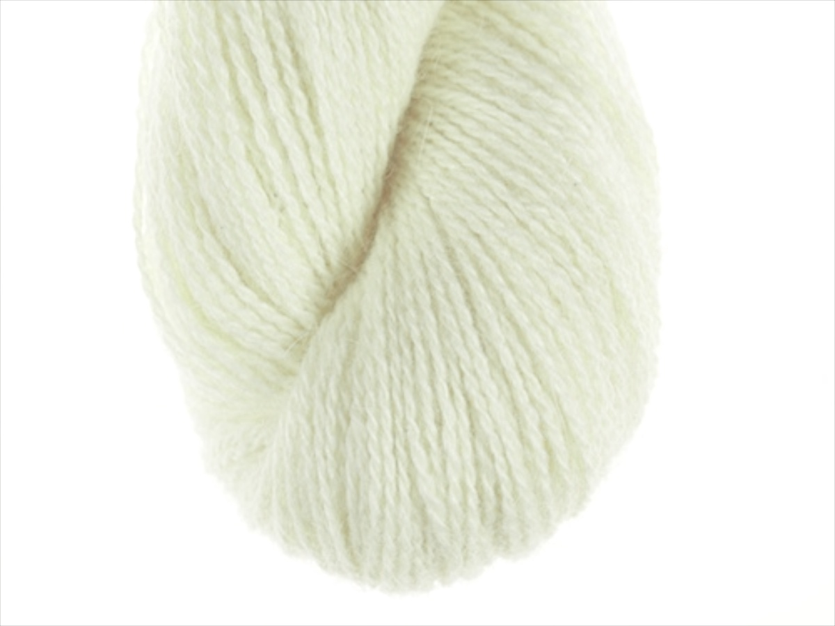 Bohus Stickning garn yarn BS 214 light yellow