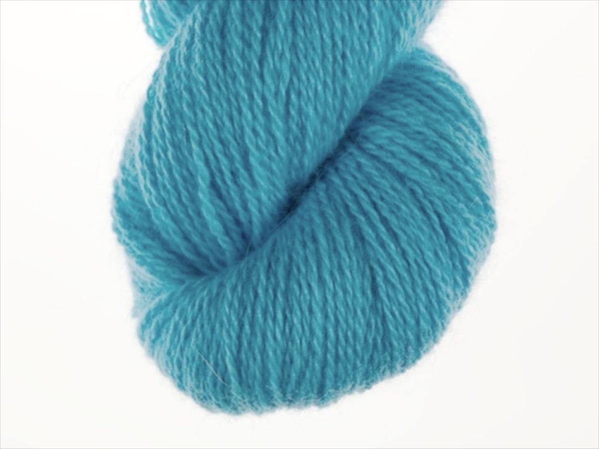 Bohus Stickning garn yarn BS 259 turquoise blue