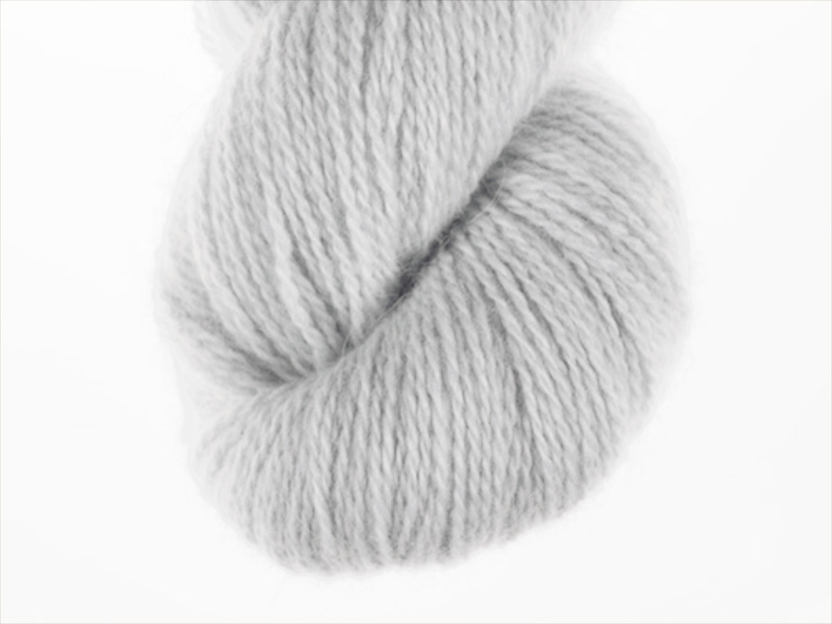 Bohus Stickning garn yarn BS 12 light gray-green