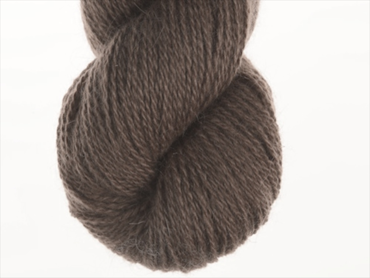 Bohus Stickning garn yarn BS 218 brown