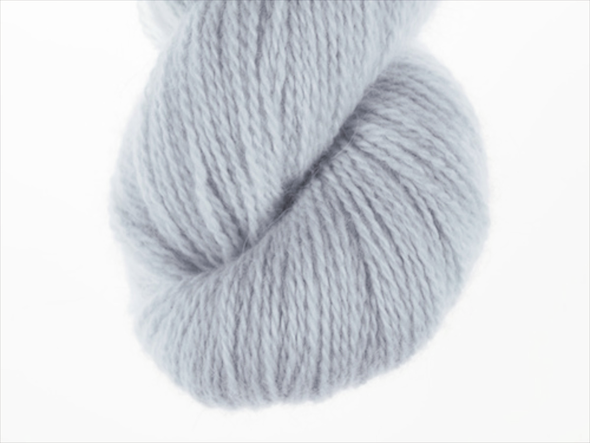 Bohus Stickning garn yarn BS 211 light gray-blue