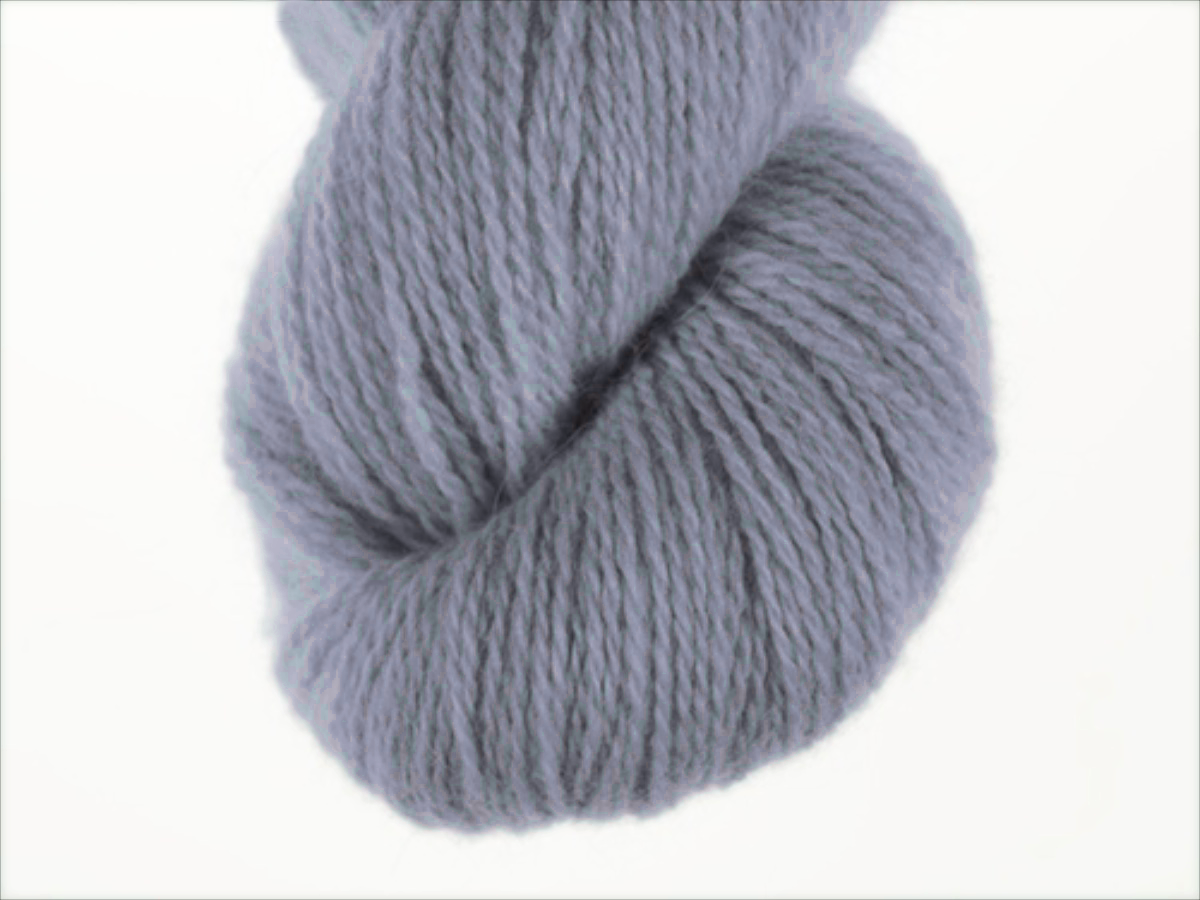 Bohus Stickning garn yarn BS 210 gray-blue