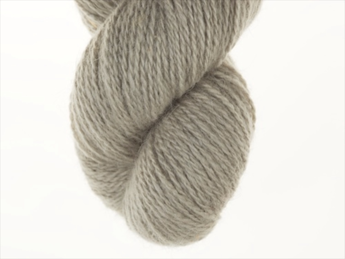 Bohus Stickning garn yarn BS 129 gray beige