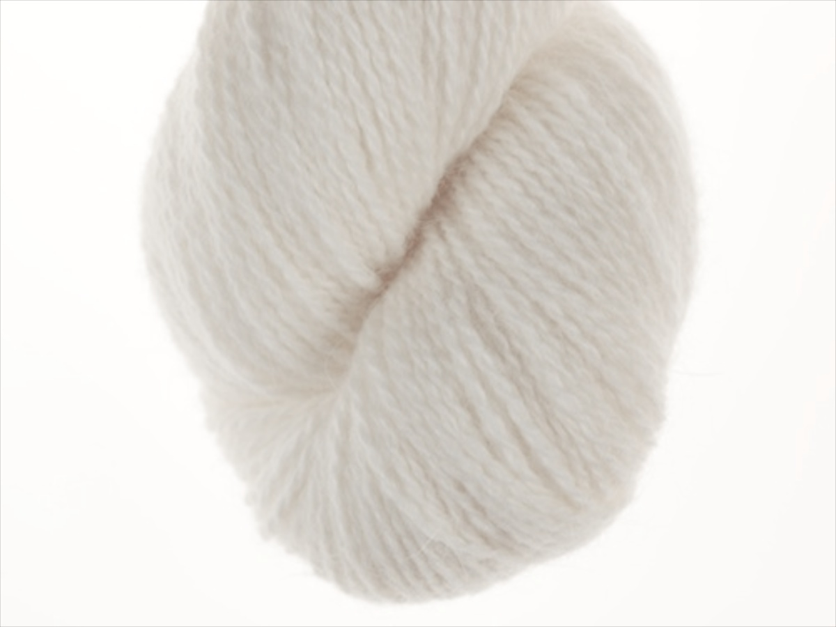Bohus Stickning garn yarn BS 96 light gray beige