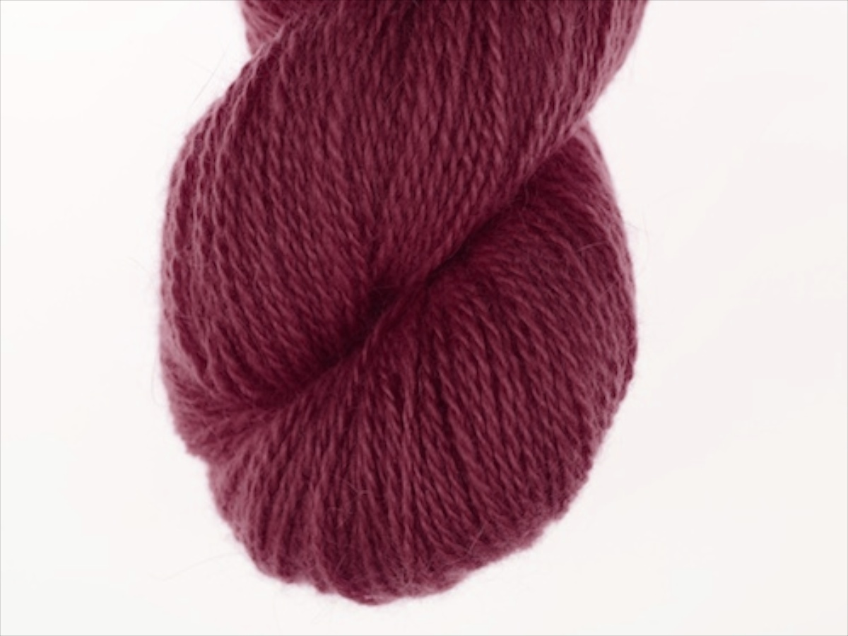 Bohus Stickning garn yarn BS 99 dark purple-red
