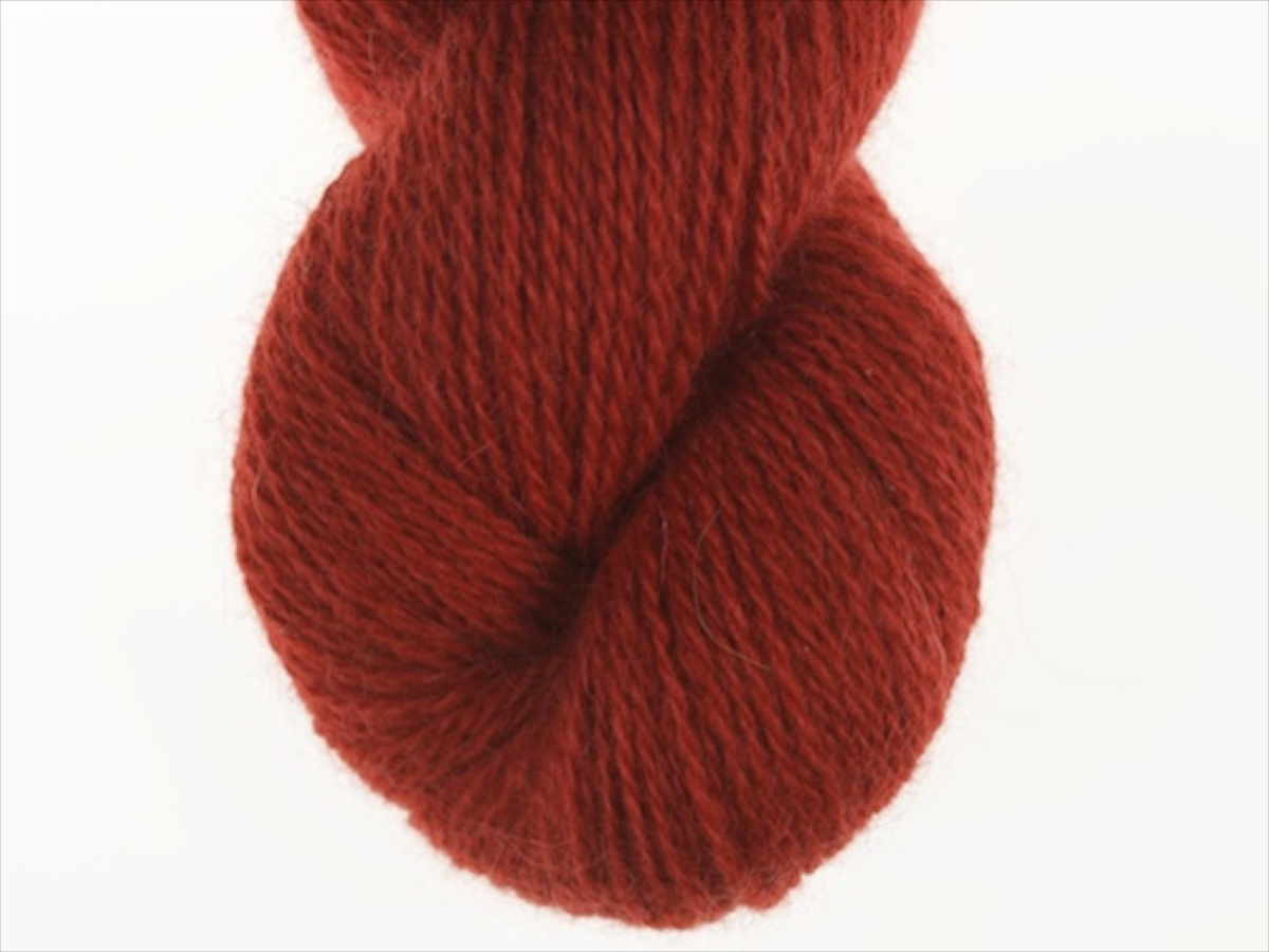 Bohus Stickning garn yarn BS 39 dark red
