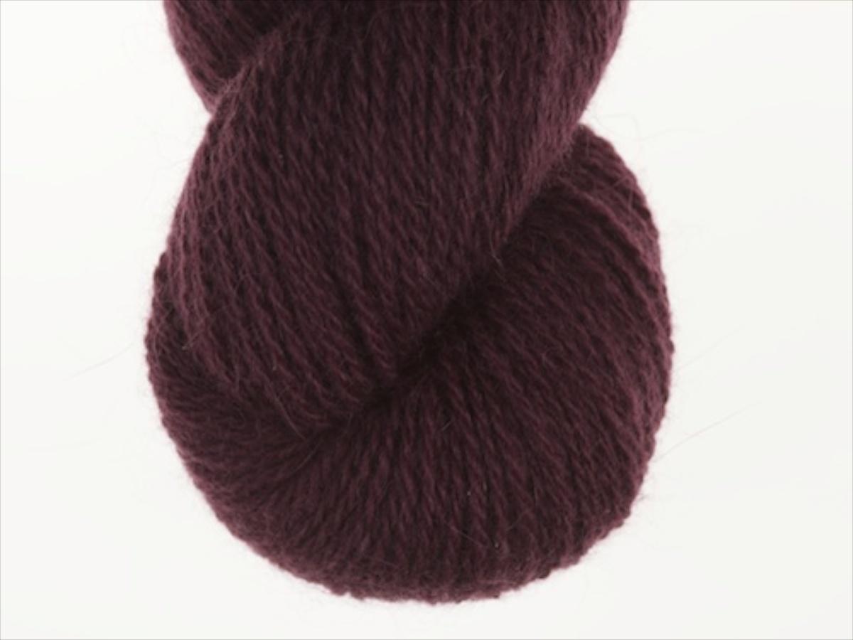 Bohus Sticning garn yarn BS 208 aubergine