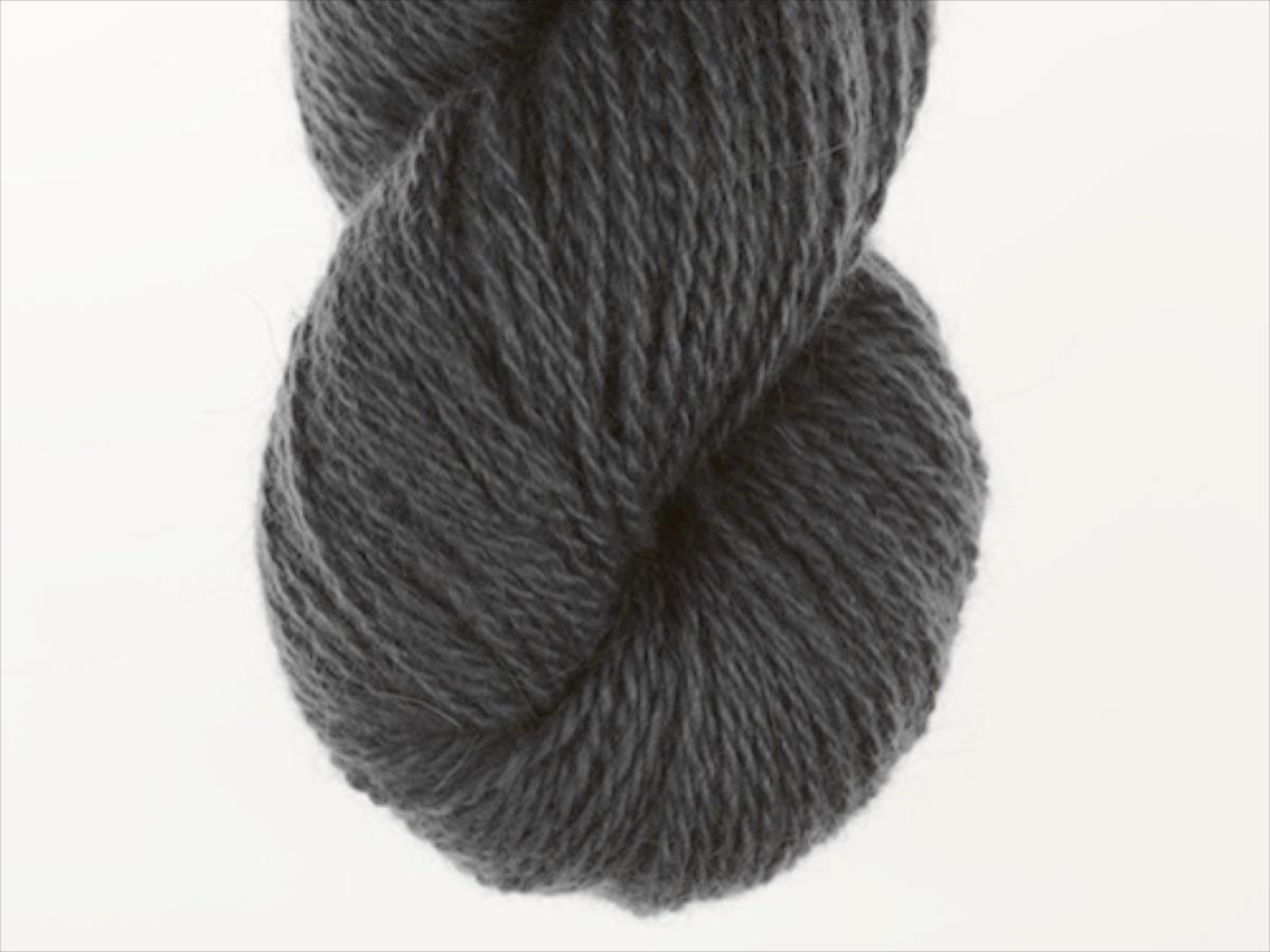 Bohus Stickning garn yarn BS 318 alternate mc dark gray
