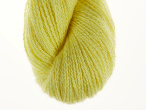 Bohus Stickning garn yarn BS 191 light yellow