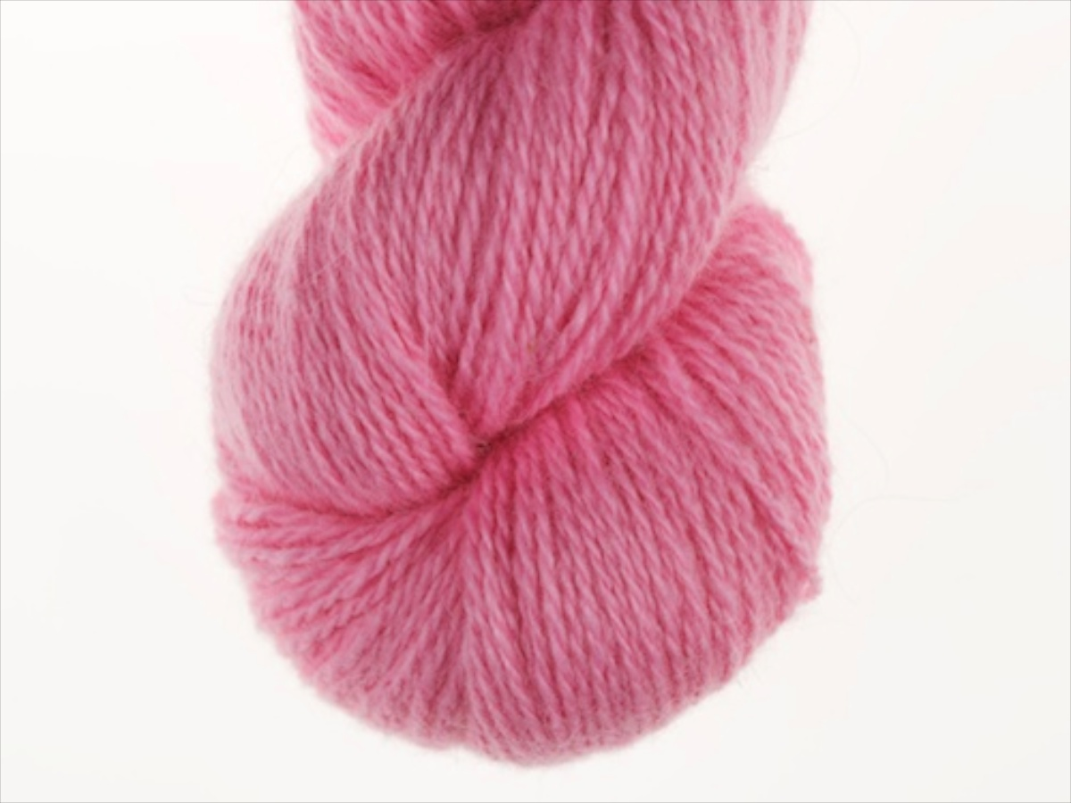 Bohus Stickning garn yarn BS 323R dark rose