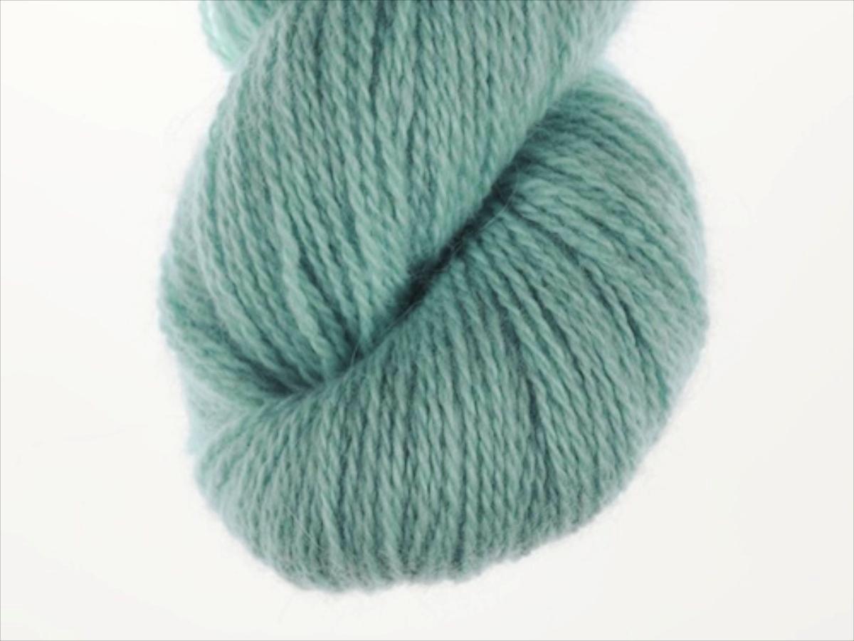 Bohus Stickning garn yarn BS 332 darker turquoise