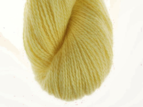 Bohus Stickning garn yarn BS 275 yellow