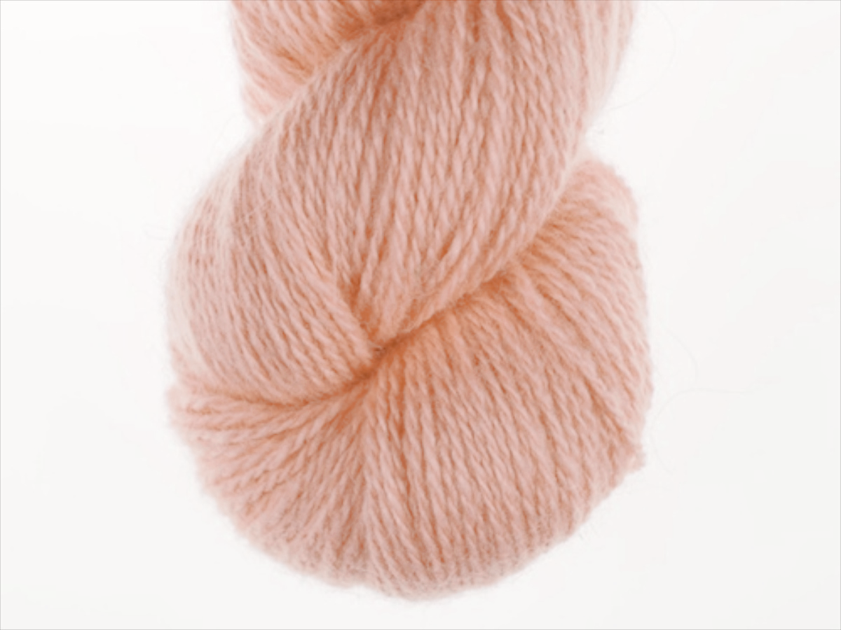 Bohus Stickning garn yarn BS 277 yellow-rose
