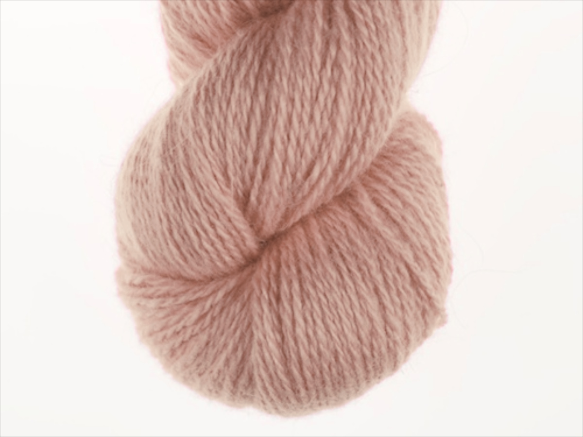 Bohus Stickning garn yarn BS 128 brown rose
