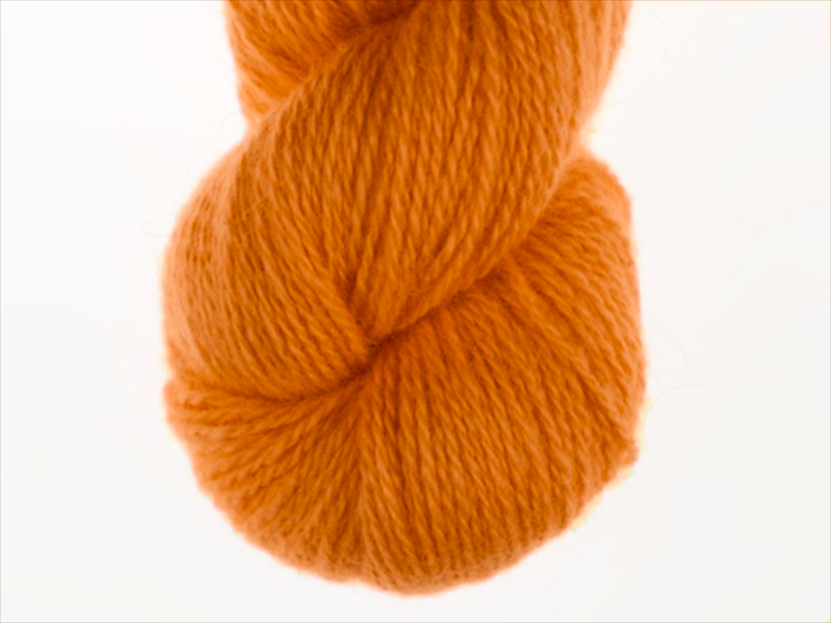 Bohus Stickning garn yarn BS 322 orange