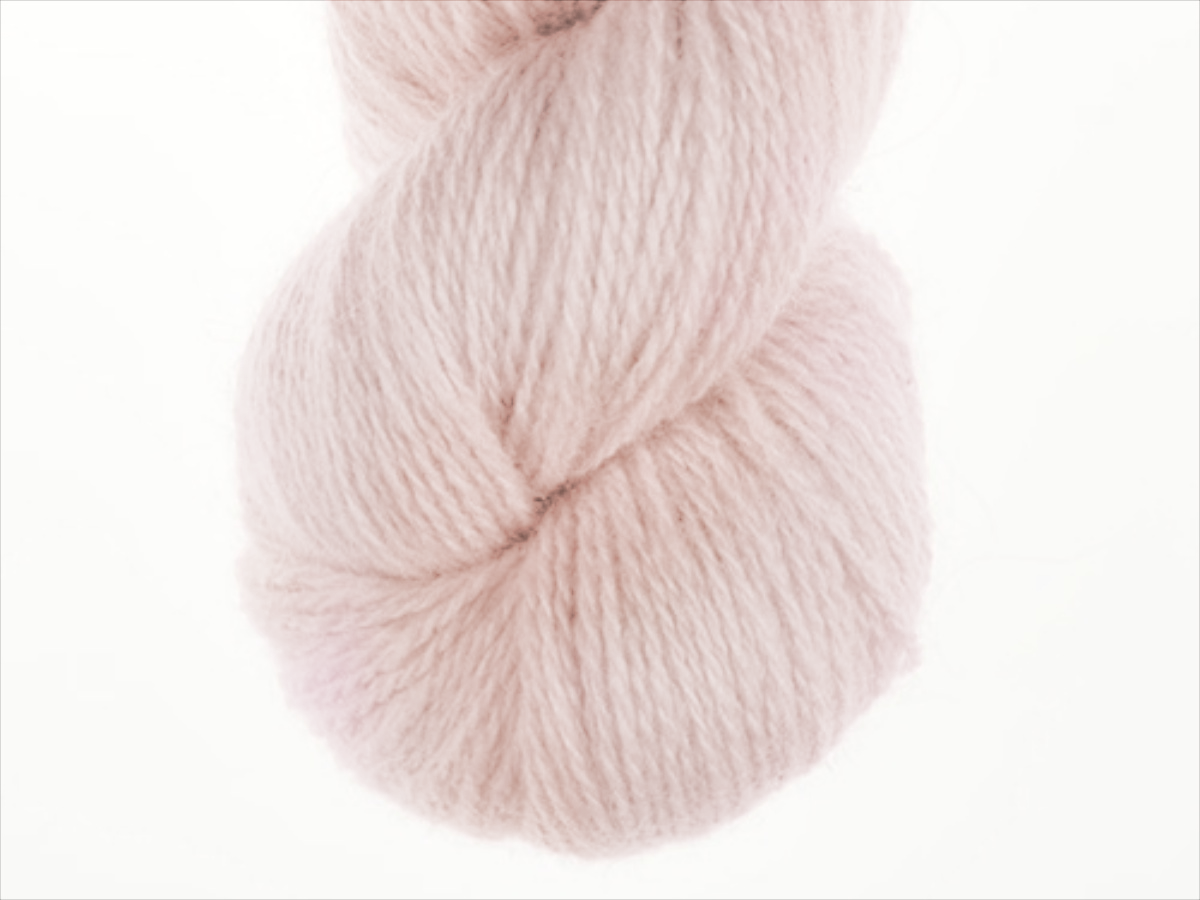 Bohus Stickning garn yarn BS 265 light yellow-rose