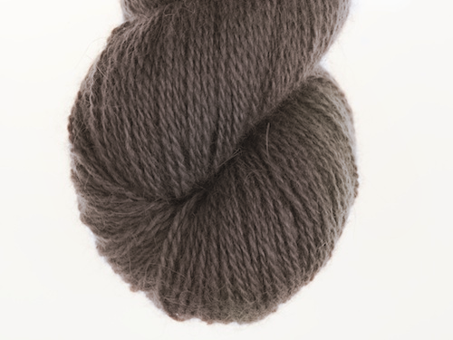 Bohus Stickning garn yarn BS 187 gray-brown