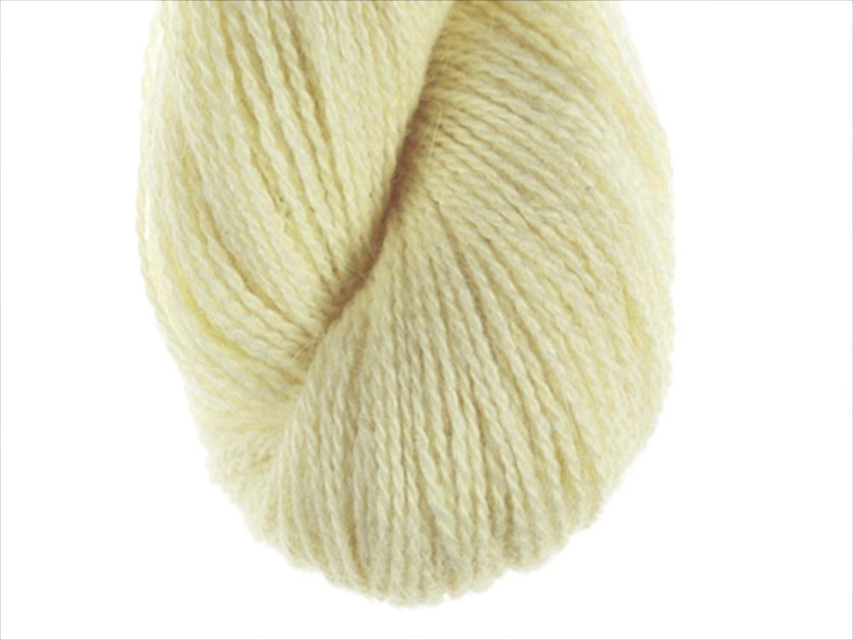 Bohus Stickning garn yarn BS 284 light yellow