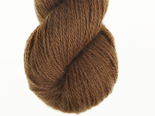 Bohus Stickning garn garn yarn BS 173 golden brown