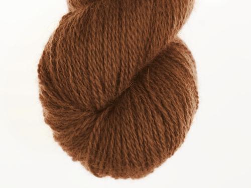 Bohus Stickning garn yarn BS 266 golden brown