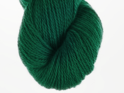 Bohus Stickning garn yarn BS 65 bright dark green