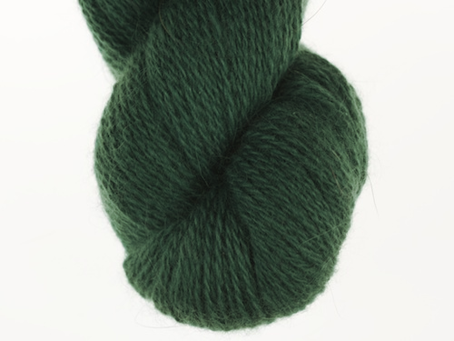 Bohus Stickning garn yarn BS 203 Dark yellow-green
