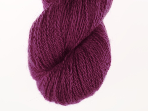 Bohus Stickning garn yarn BS 84 purple-red