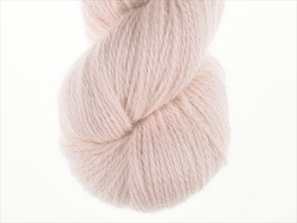 Bohus Stickning garn yarn BS 336 light yellow-rose
