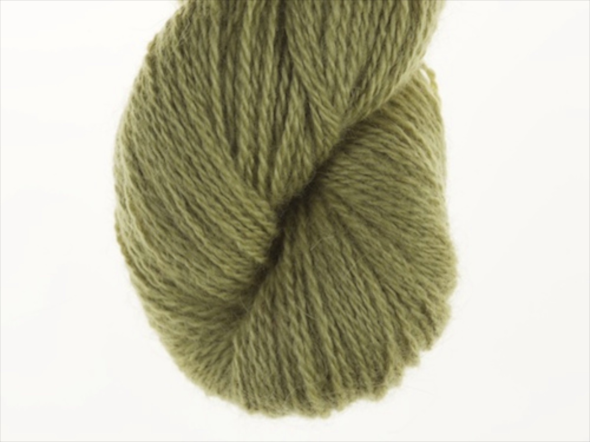 Bohus Stickning garn yarn BS 297 yellow-green