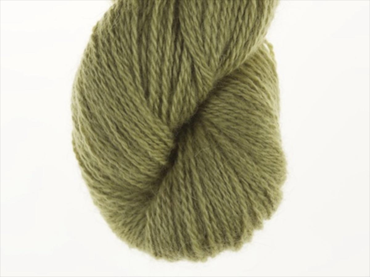 Bohus Stickning garn yarn BS 297 yellow-green