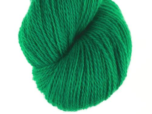 Bohus Stickning garn yarn BS 33 wool green