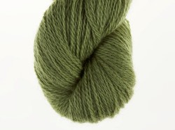 Bohus Stickning garn yarn BS 34 wool olive green