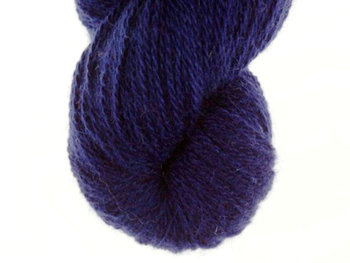 Bohus Stickning garn yarn BS 61RB bright dark blue