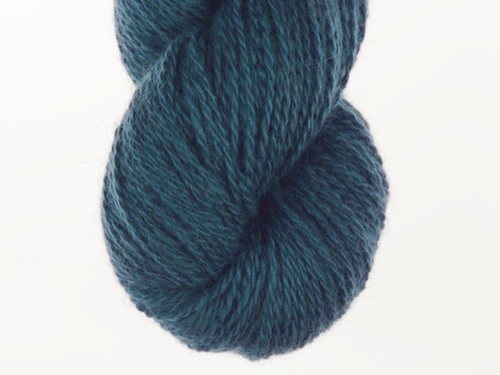 Bohus Stickning garn yarn BS 30 wool green-blue