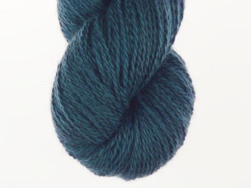 Bohus Stickning garn yarn BS 30 blue wool