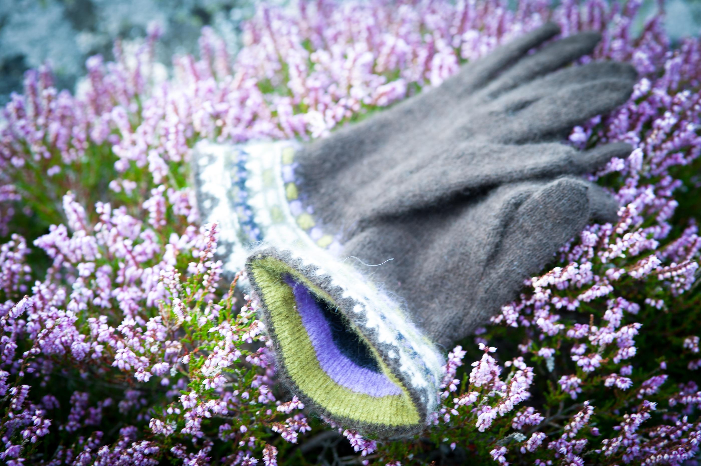 Bohus Stickning Allvaret fingervantar gounlet gloves