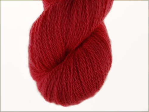 Bohus Stickning garn yarn BS 122 red