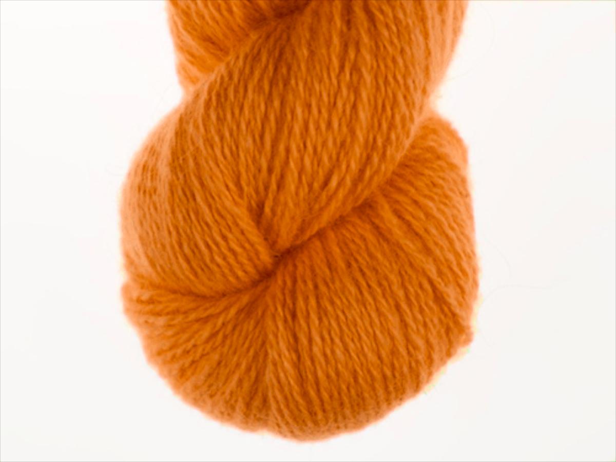 Bohus Stickning garn yarn BS 322 orange