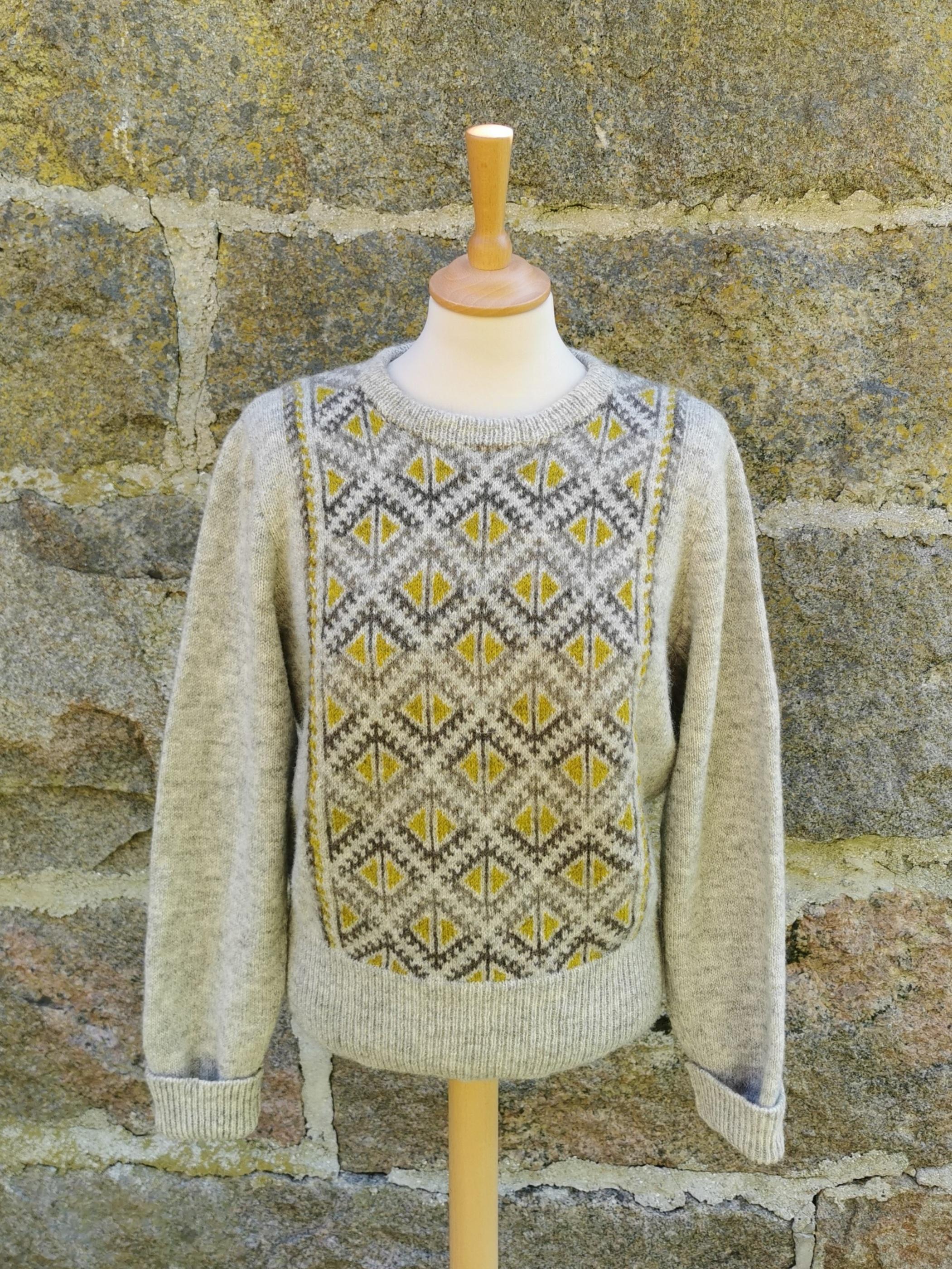 Bohus Stickning Persern the Persian pullover kit