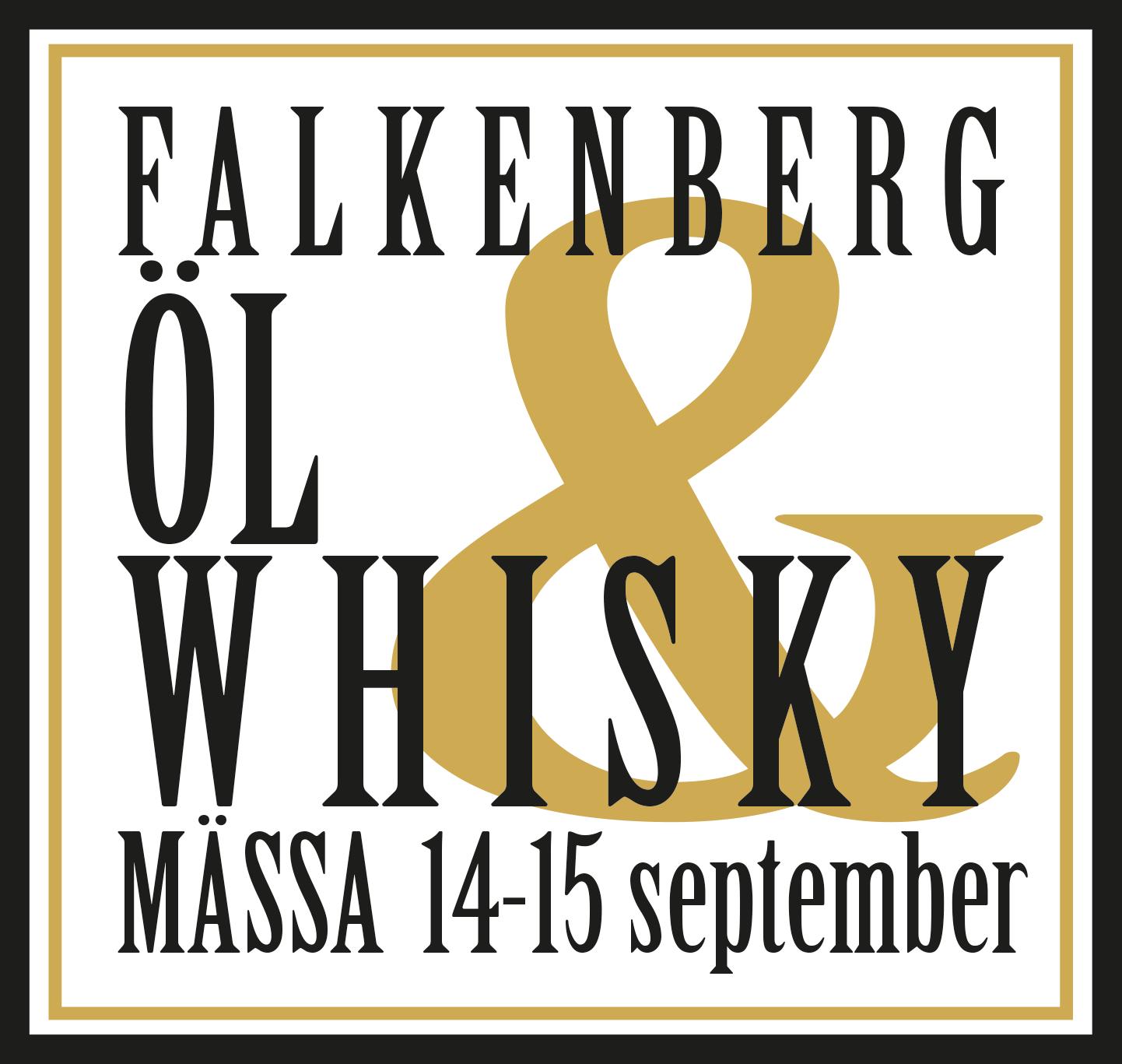 Öl & Whisky loggo main 2018