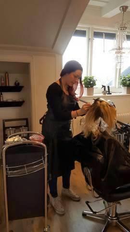 Jeanette - frisör