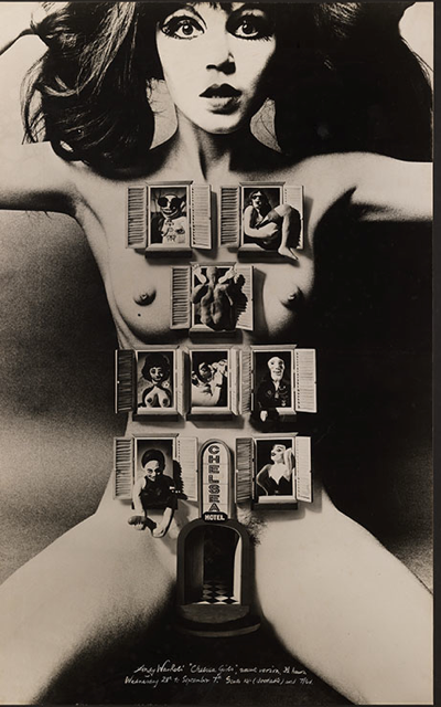 Alan Aldridge CHELSEA GIRLS BY ANDY WARHOL