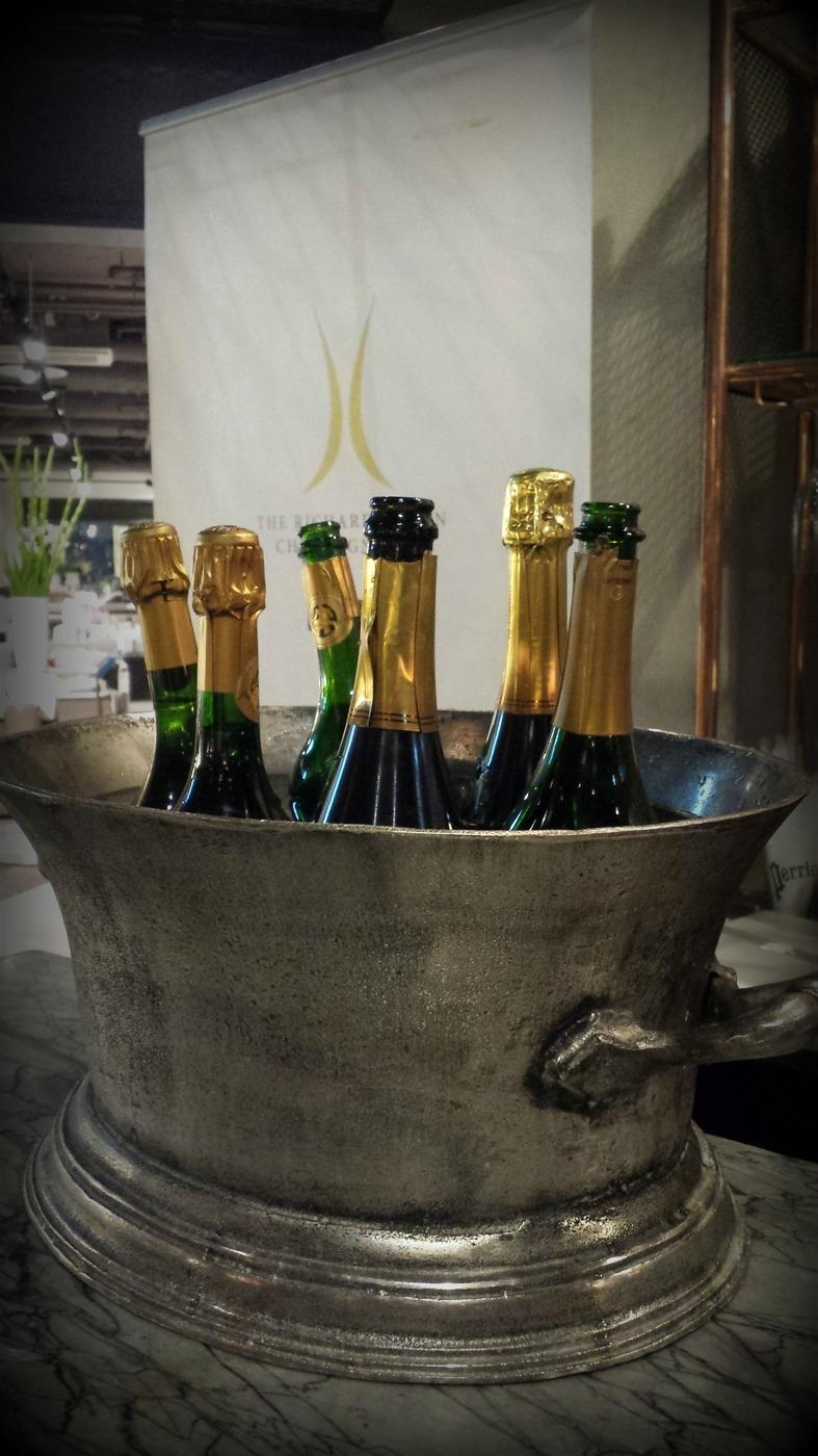 Köper du årgångs champagne på glas!
