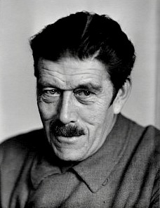 Olof Thunman (1879-1944) Foto: Uppsala universitetsbibliotek