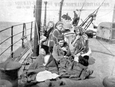 Bild från Norska Heritage - www.norwayheritage.com