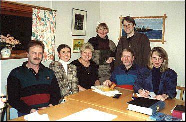 Styrelsen 1996/97; Carl Ferm, ordförande Verna Andersson, vice ordförande Anette Fernholt, sekreterare Ulla-Britt Martinsson, kassör Eva Berglund Bertil Gustavsson Trygve Lövoll Peter Holm, assistent