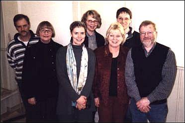 Styrelsen 1998/99: Folke Holm, ordförande Verna Andersson, vice ordförande Anette Fernholt, sekreterare Ulla-Britt Martinsson, kassör Eva Berglund Bertil Gustavsson Trygve Lövoll Peter Holm, assistent