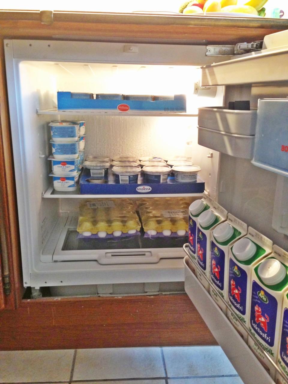 Mitt kylskåp & matvanor .. | City Wellness
